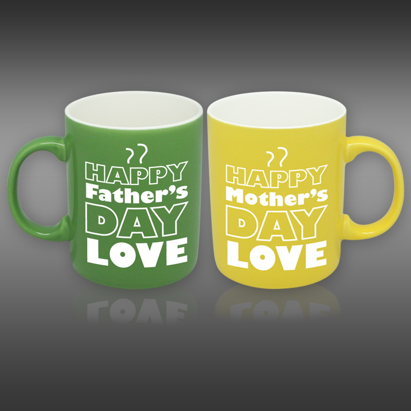 PD20200100 - Combo Set Father's Day (FD) x Mother's Day (MD) Ceramic Mug